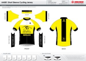 Yellow jersey version